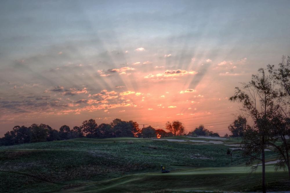 Raleigh Sunrise 20131027