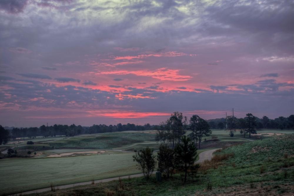 Raleigh Sunrise 20131028