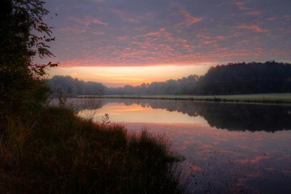 Raleigh Sunrise 20131029