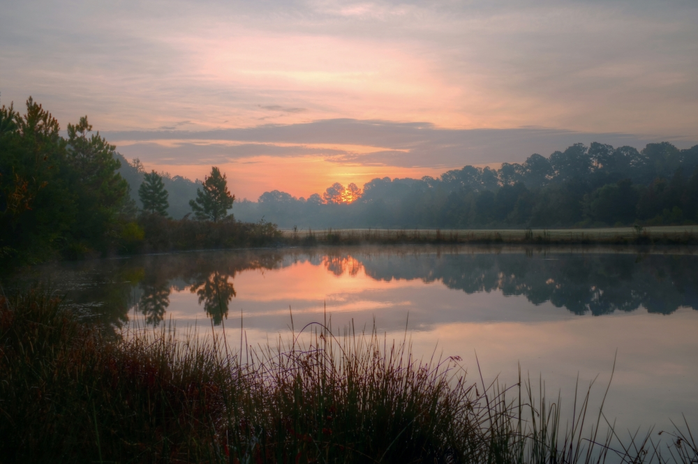 Raleigh Sunrise 20131031