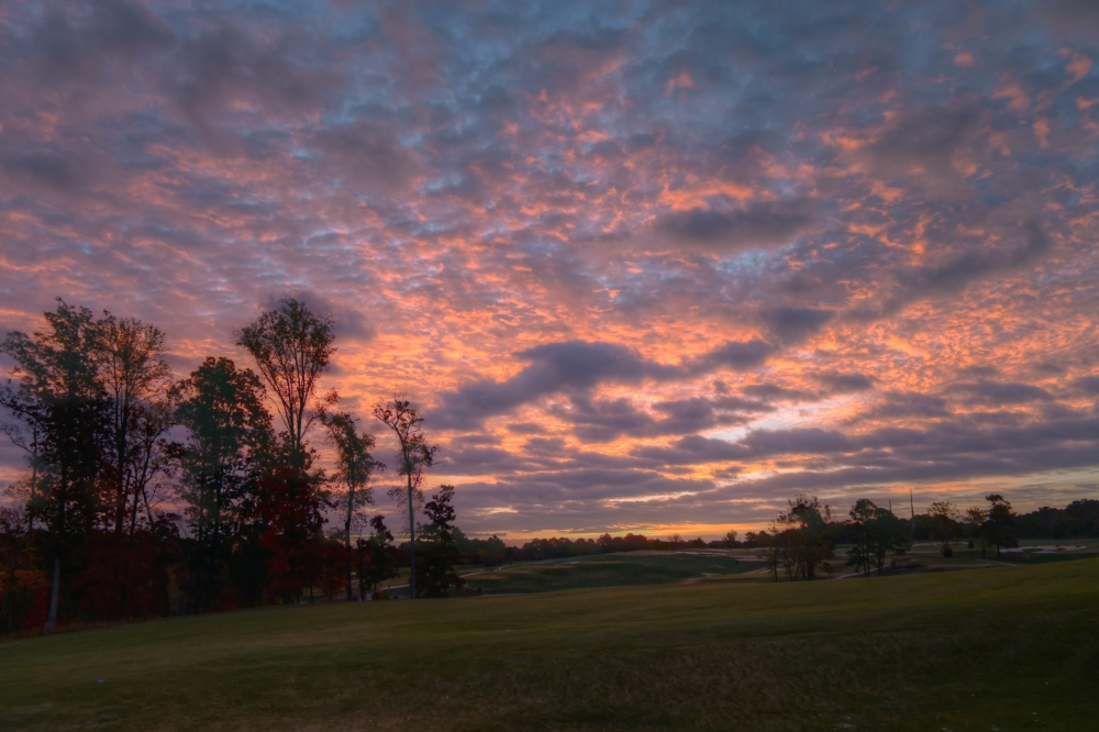 Raleigh Sunrise 20131105