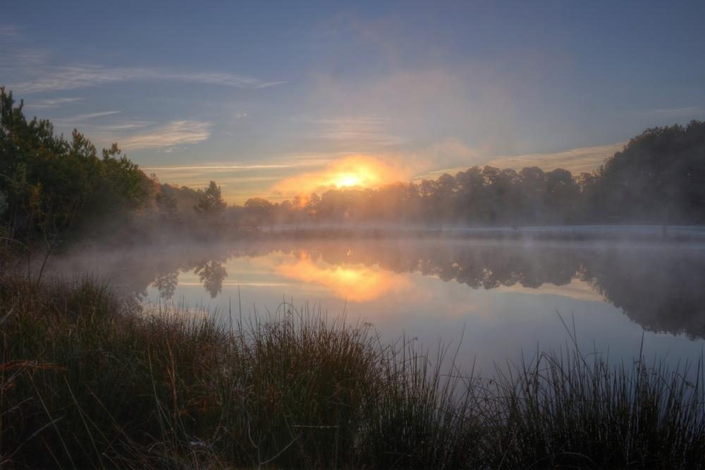 Raleigh Sunrise 20131109