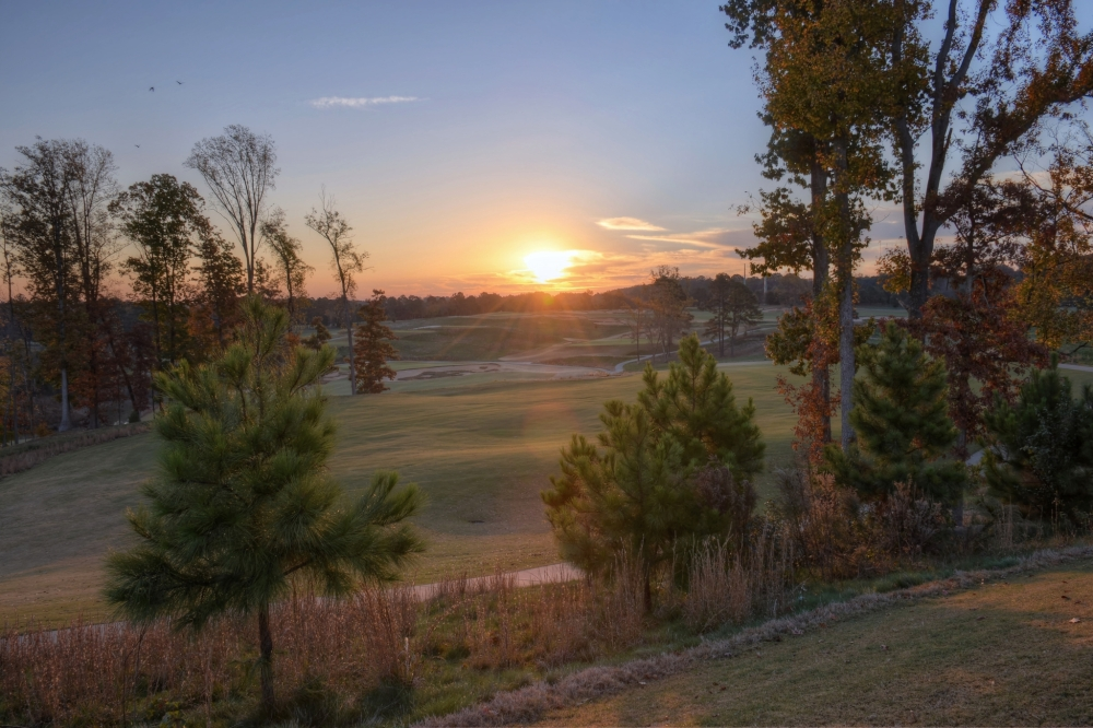 Raleigh Sunrise 20131110