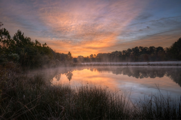 Raleigh Sunrise 20131115