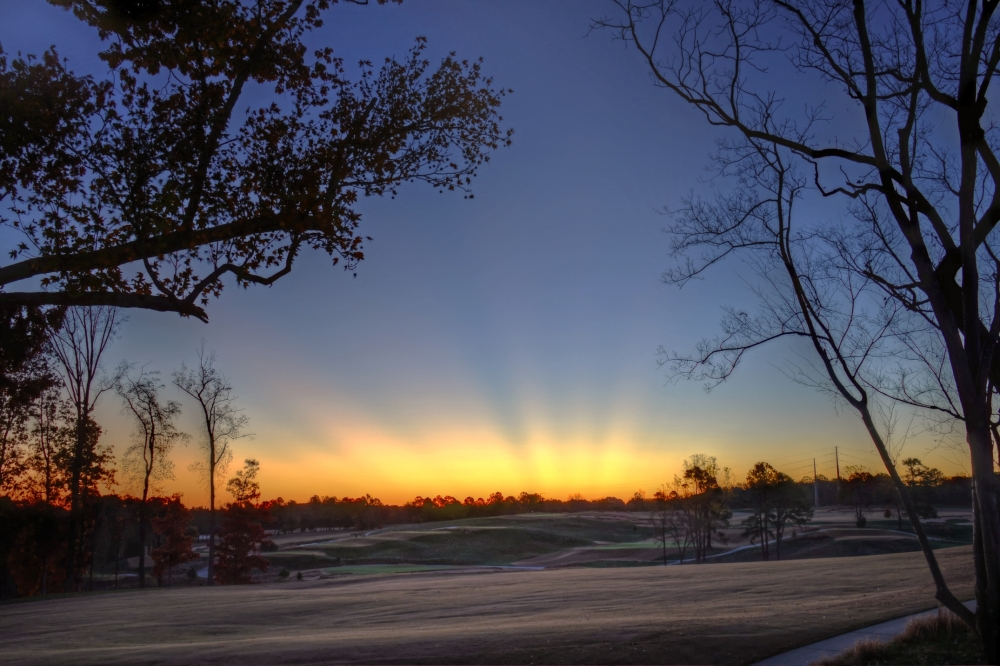 Raleigh Sunrise 20131119