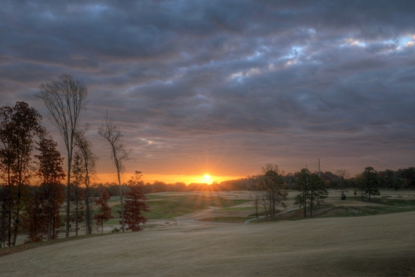 Raleigh Sunrise 20131121