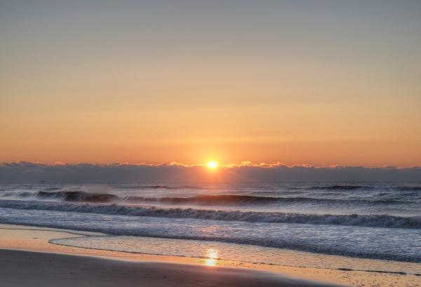 Atlantic Beach Sunrise 20131128