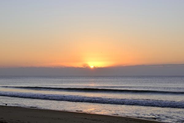 Atlantic Beach Sunrise 20131130