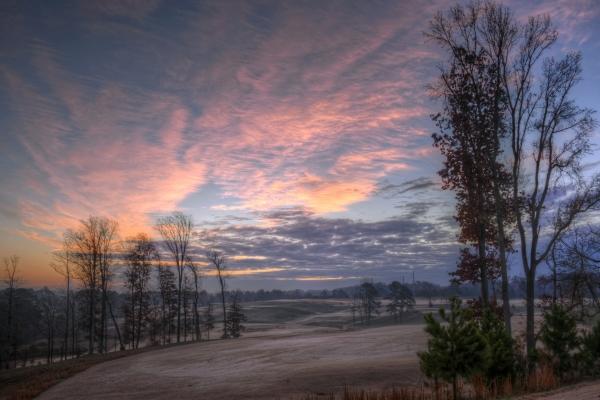 Raleigh Sunrise 20131201