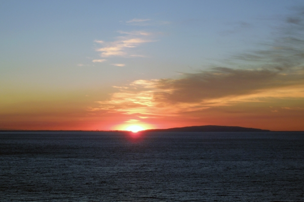 Point Dume Sunrise 20131209