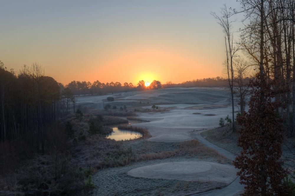 Raleigh Sunrise 20131216