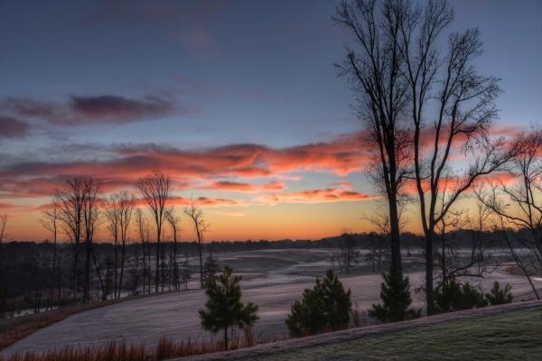 Raleigh Sunrise 20131217