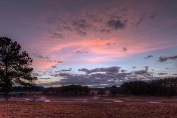 Cary Sunrise 20131220