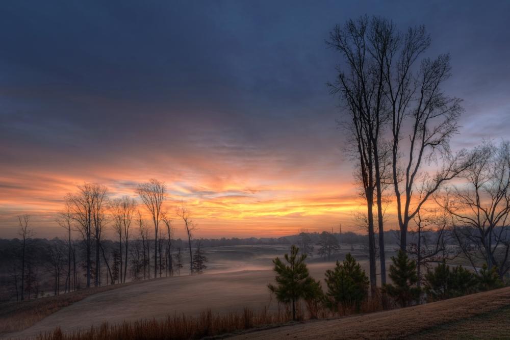 Raleigh Sunrise 20131221