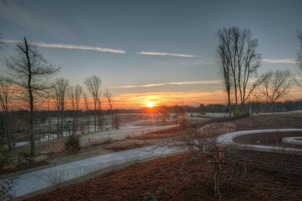 Raleigh Sunrise 20131227