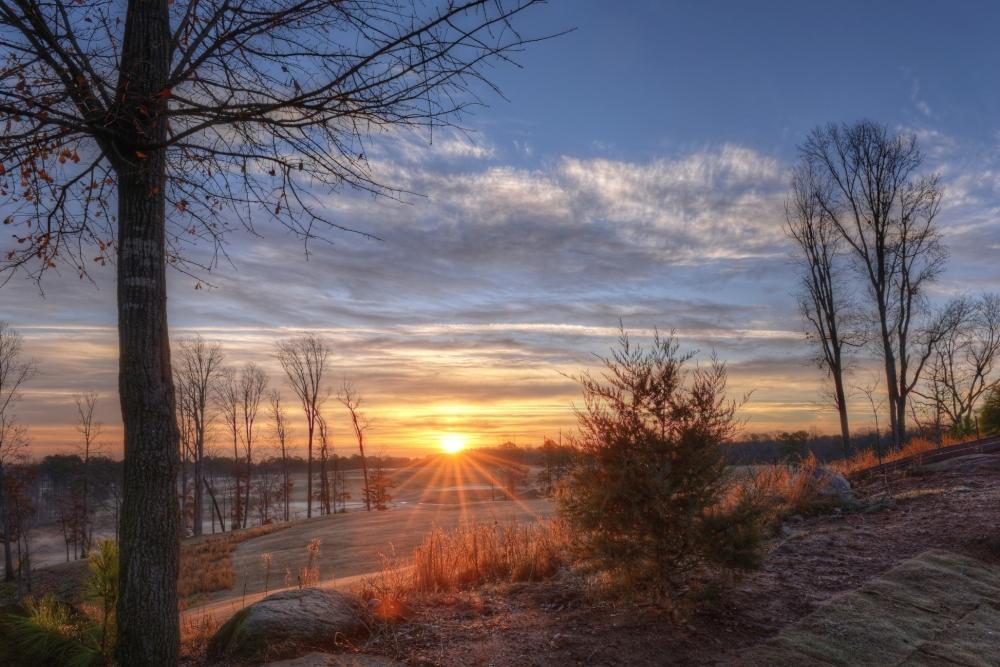Raleigh Sunrise 20131230