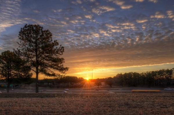 Cary Sunrise 20140109