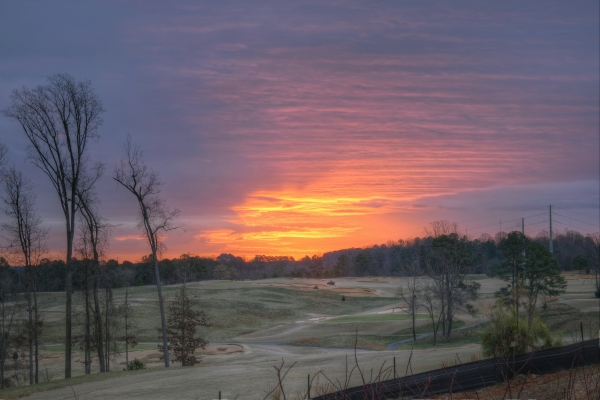 Raleigh Sunrise 20140110