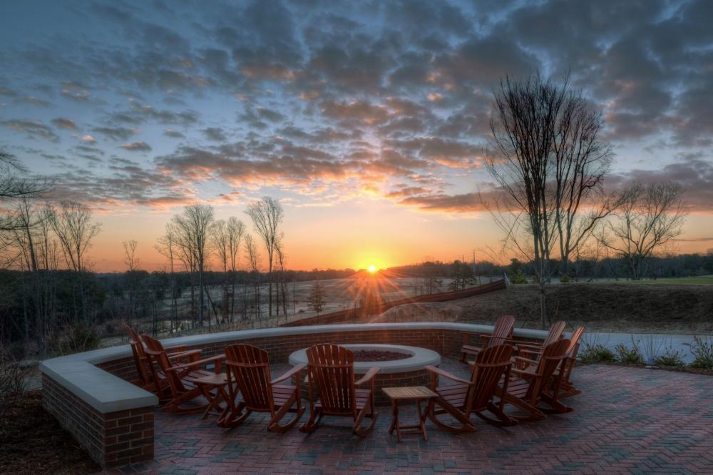 Raleigh Sunrise 20140118
