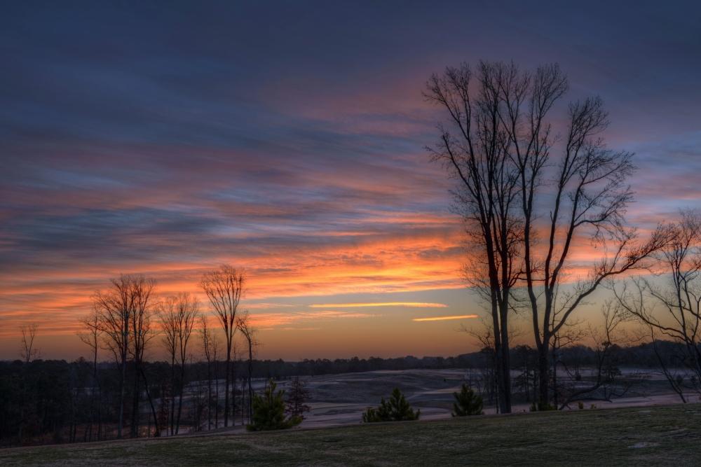 Raleigh Sunrise 20140121