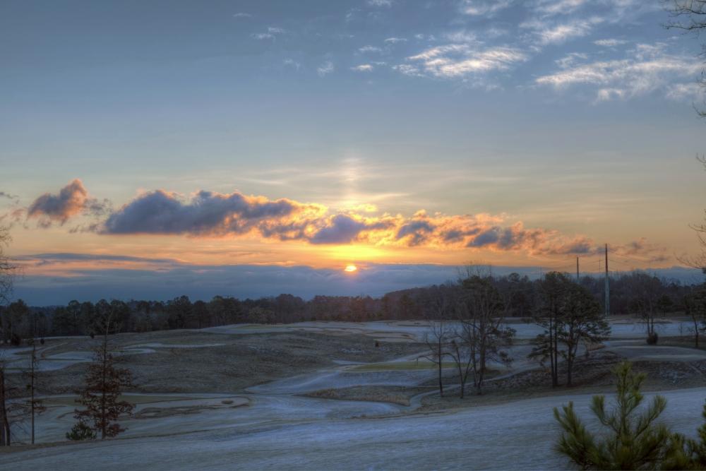 Raleigh Sunrise 20140122