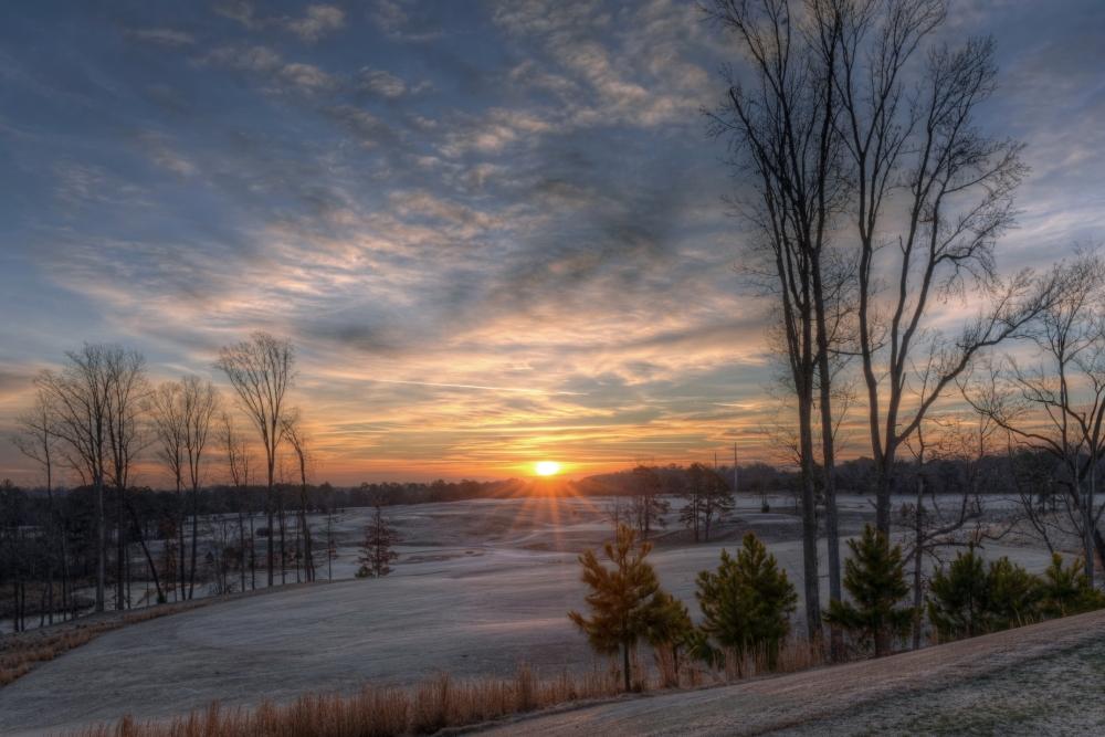 Raleigh Sunrise 20140123