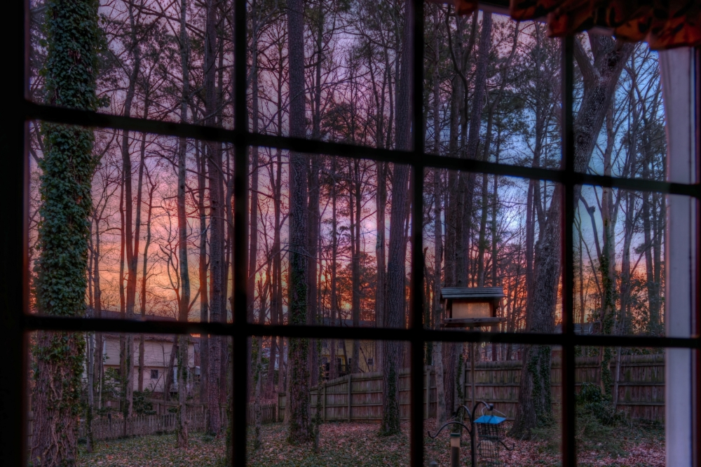 Cary Sunrise 20140125