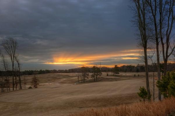 Raleigh Sunrise 20140127