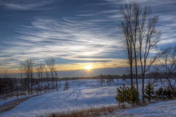 Raleigh Sunrise 20140130