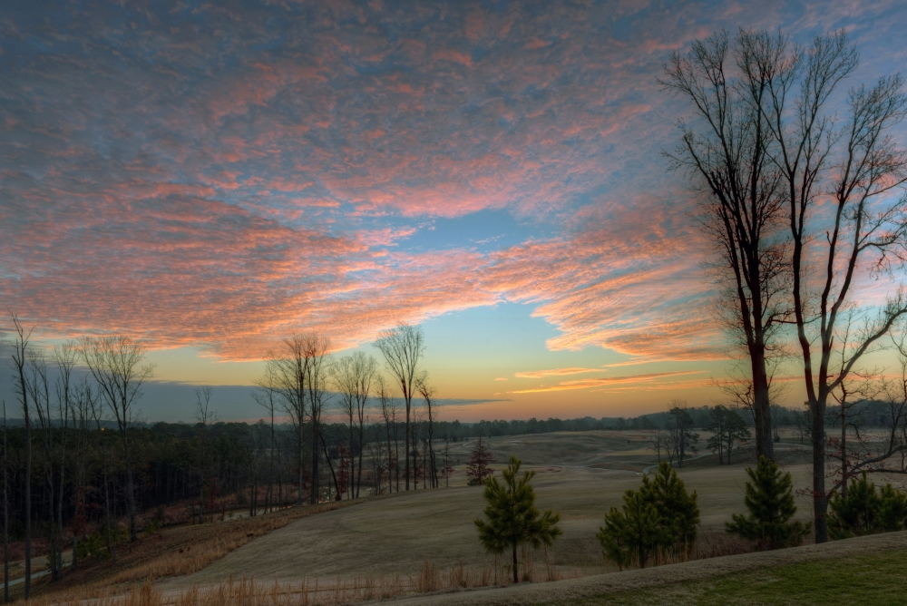 Raleigh Sunrise 20140207