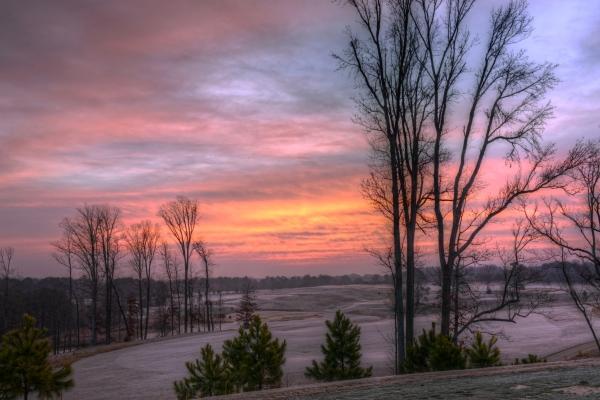 Raleigh Sunrise 20140209