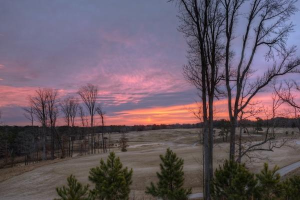 Raleigh Sunrise 20140210