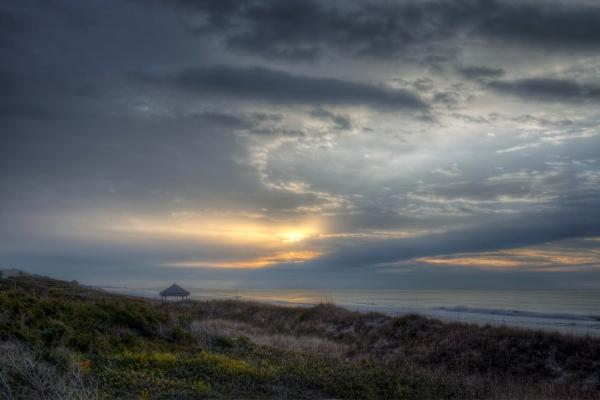 Atlantic Beach Sunrise 20140216