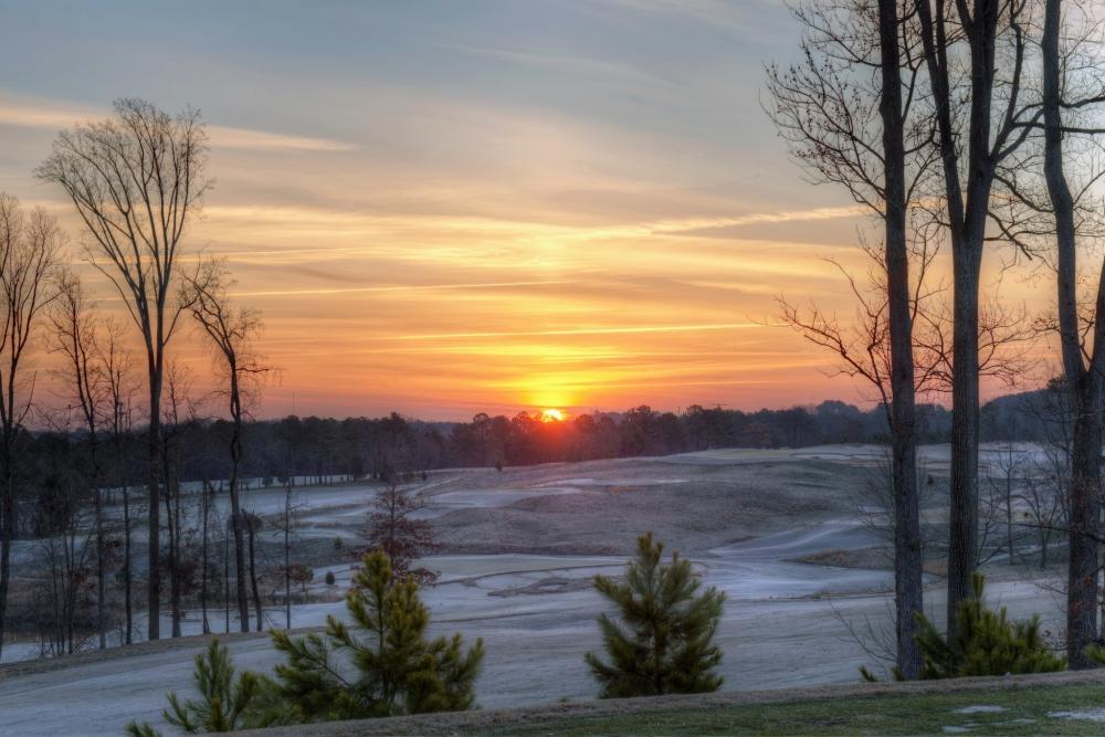 Raleigh Sunrise 20140217