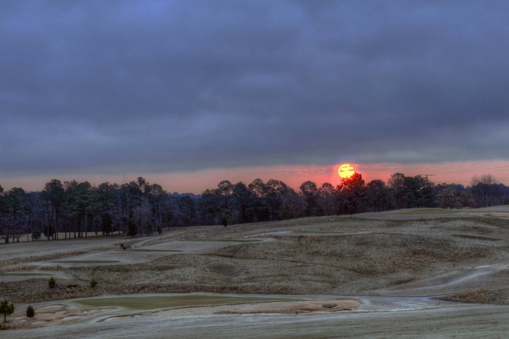 Raleigh Sunrise 20140218