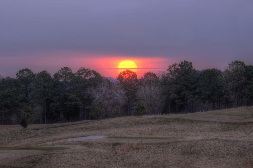 Raleigh Sunrise 20140220