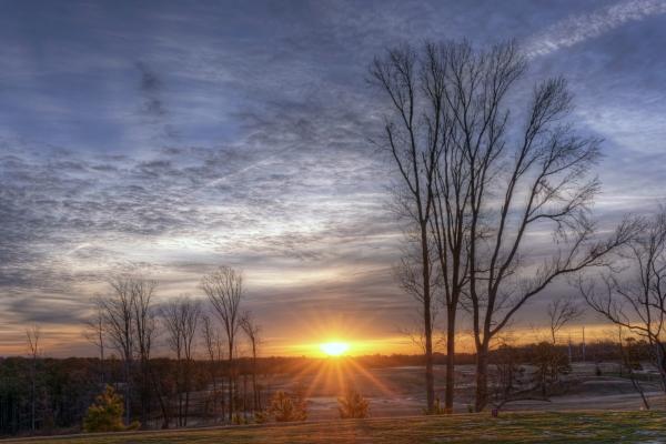 Raleigh Sunrise 20140222