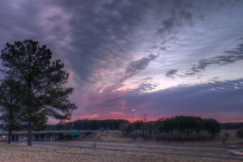 Cary Sunrise 20140309