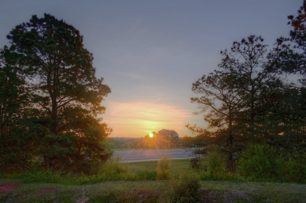 Cary Sunrise 20140426