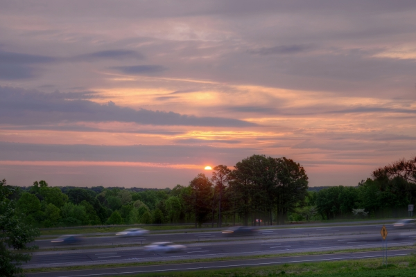 Cary Sunrise 20140428