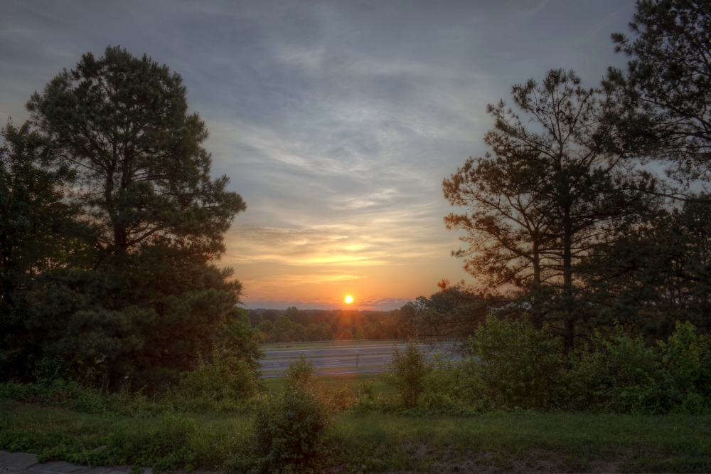 Cary Sunrise 20140518