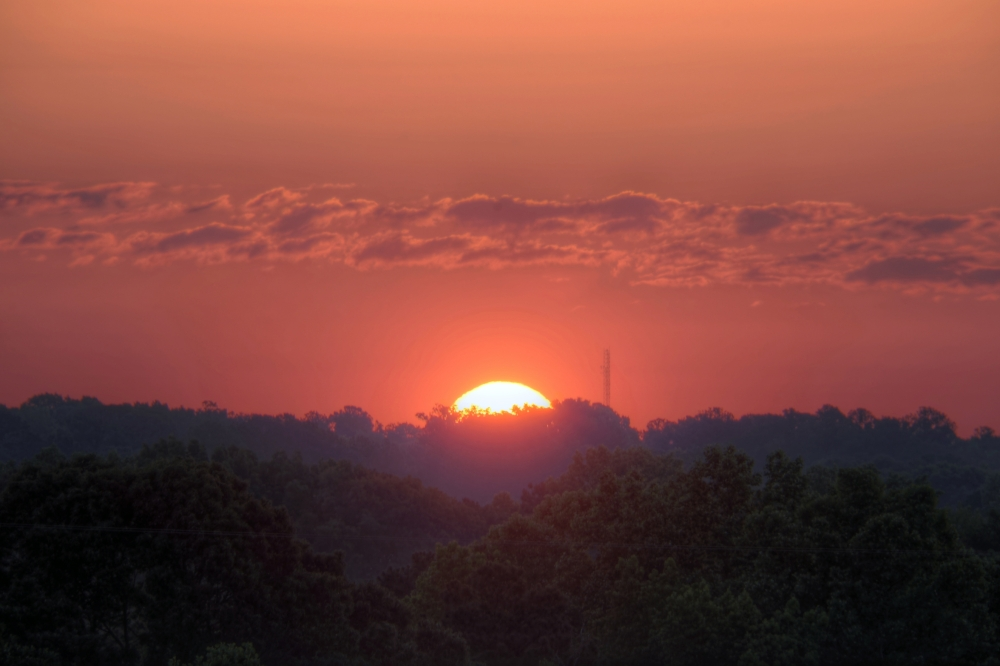 Cary Sunrise 20140519
