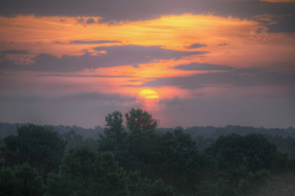 Cary Sunrise 20140620