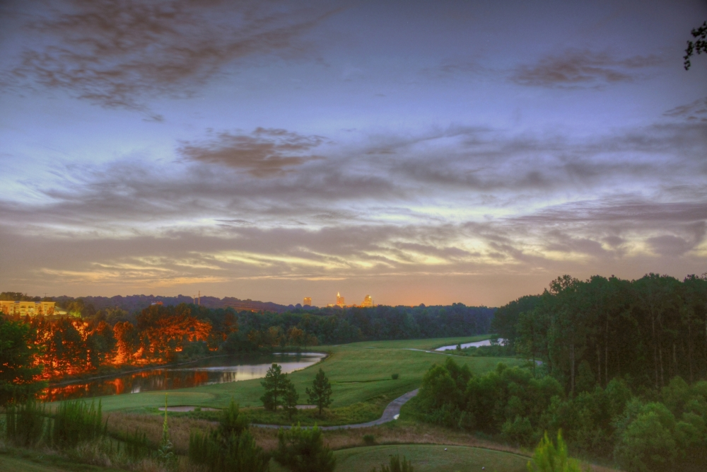 Raleigh Sunrise 20140704