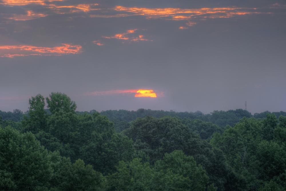Cary Sunrise 20140714