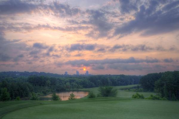 Raleigh Sunrise 20140715