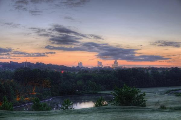 Raleigh Sunrise 20140725