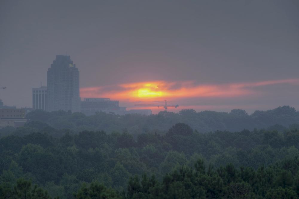 Raleigh Sunrise 20140727