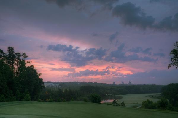 Raleigh Sunrise 20140731