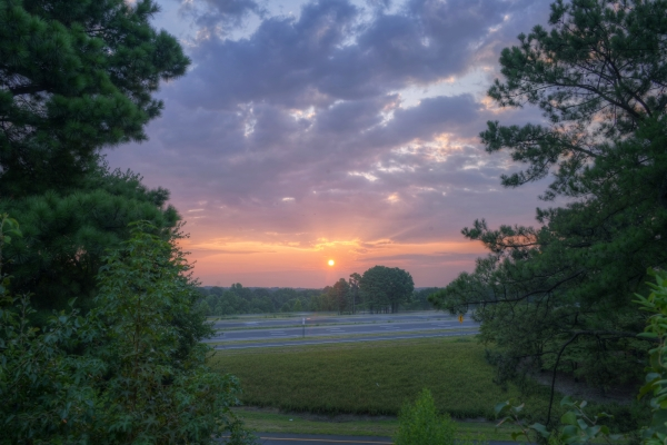 Cary Sunrise 20140806